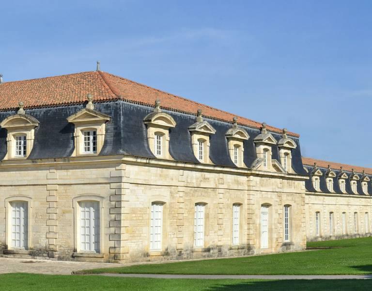 Die königliche Seilerei von Rochefort