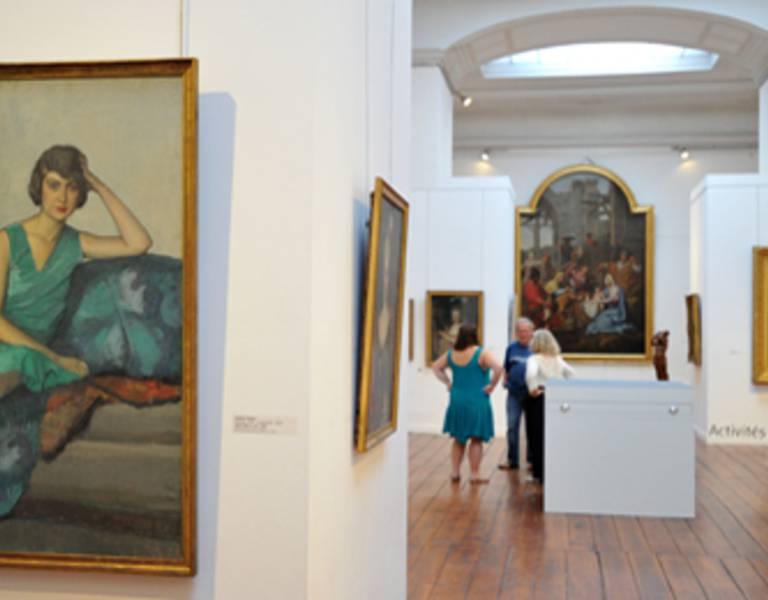 Das Kunstmuseum von La Rochelle