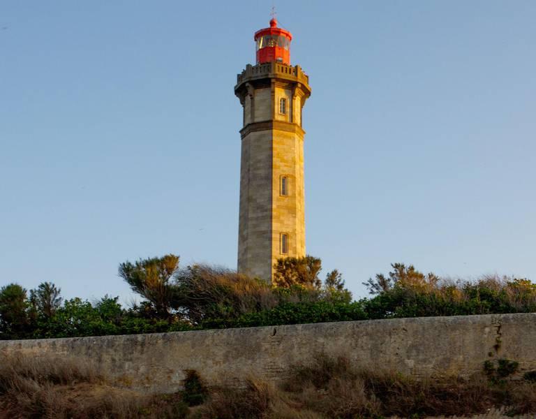 Der Leuchtturm Phare des Baleines