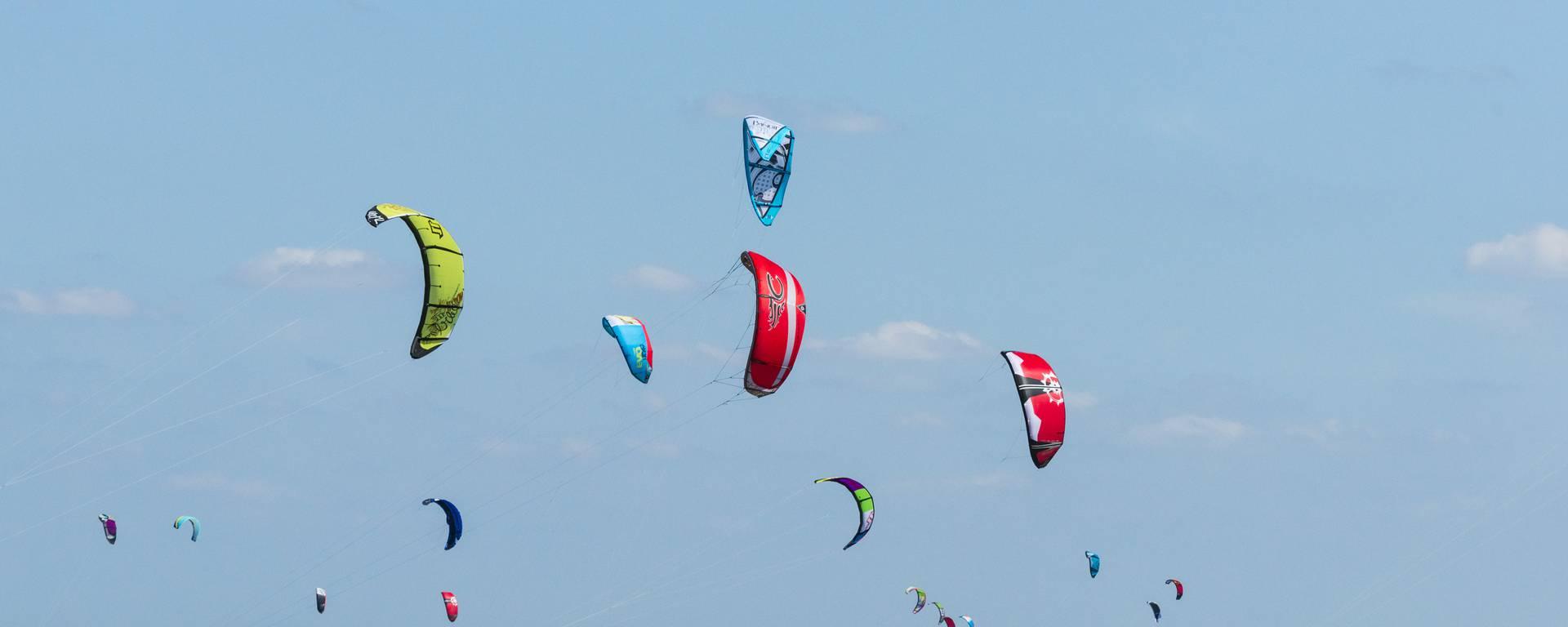 Expérimentez le kite-surf par Yann Werdefroy