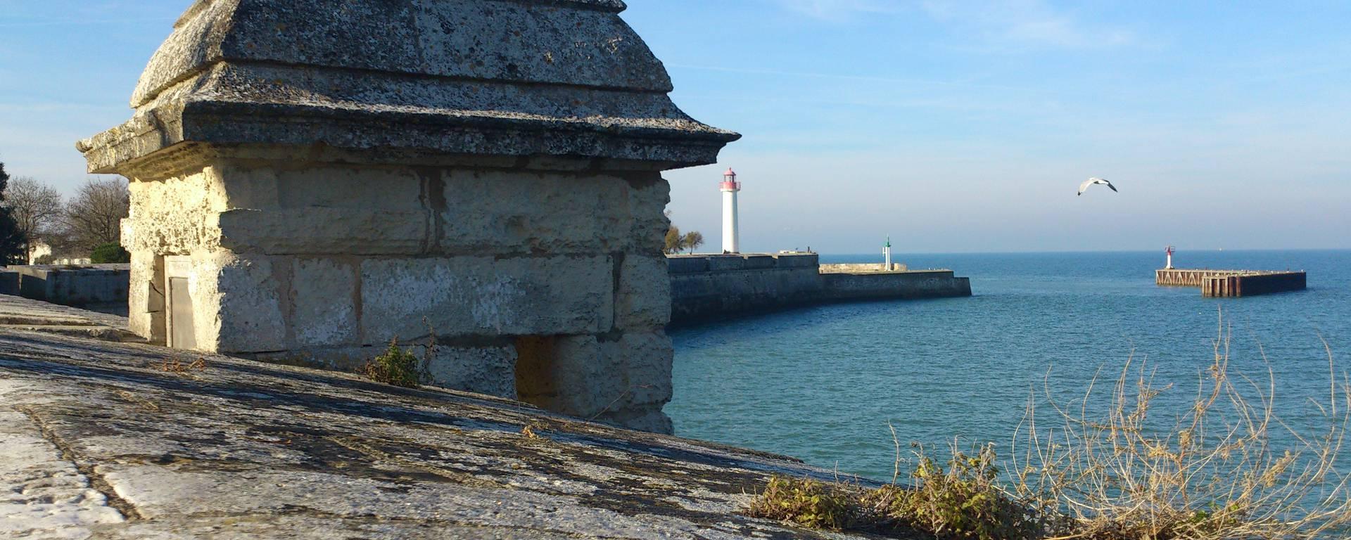 Fortification de Vauban à Saint-Martin-de-Ré, Île de Ré