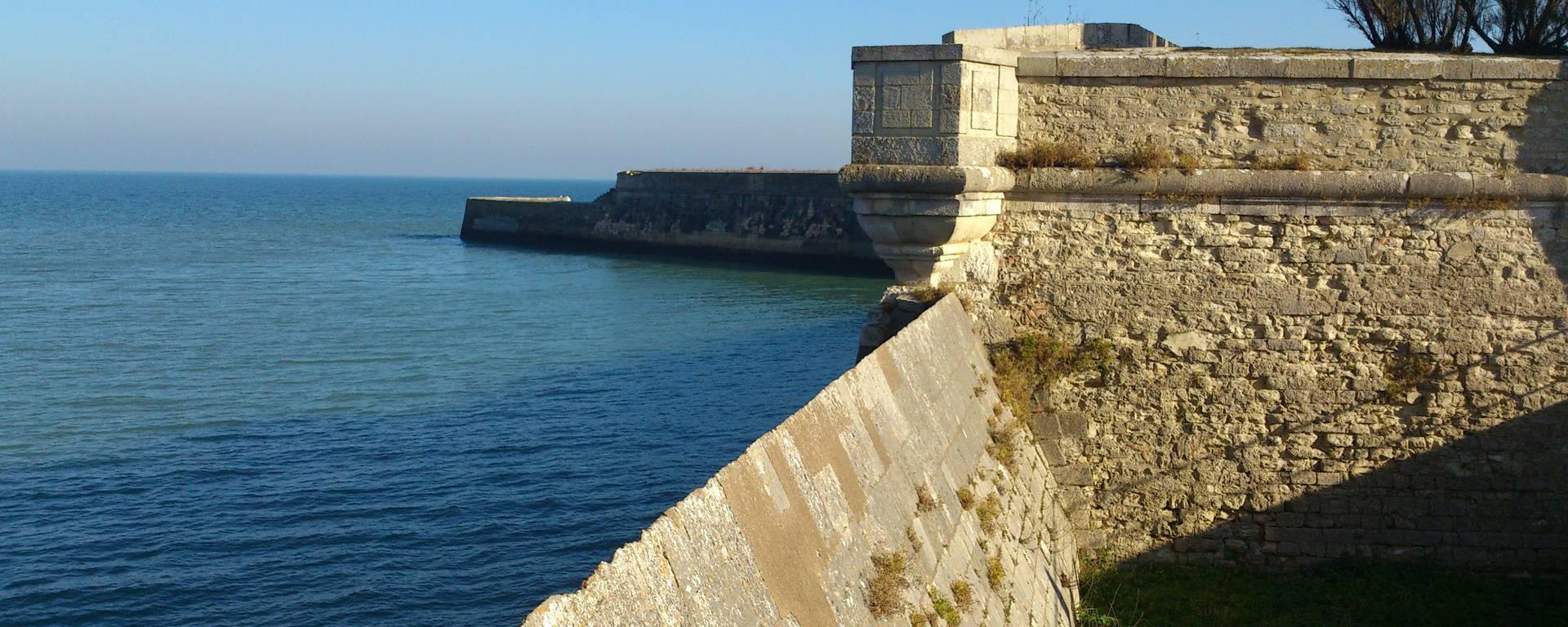 Fortifications Vauban ©Destination Ile de Ré