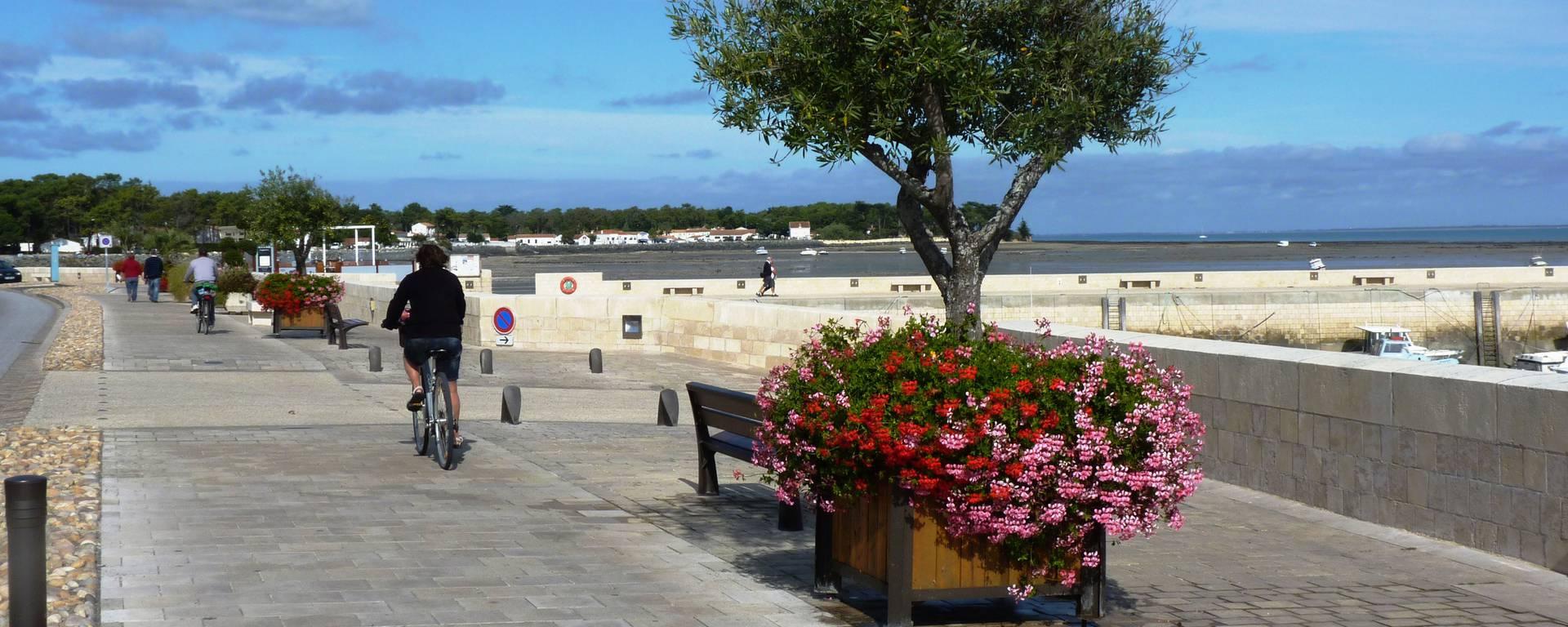 Port de Rivedoux-Plage © Destination-Ile-de-Ré