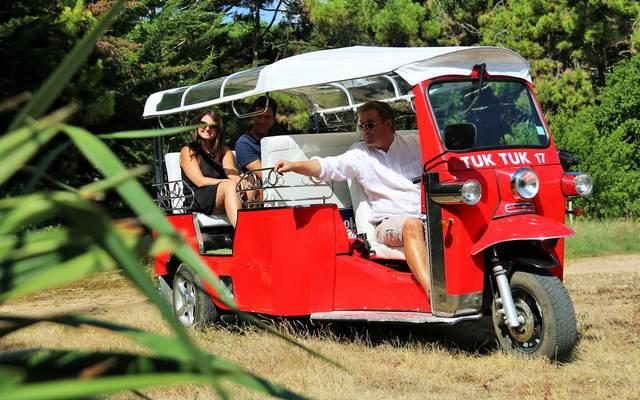 Gehwege und alternative Verkehrsmittel