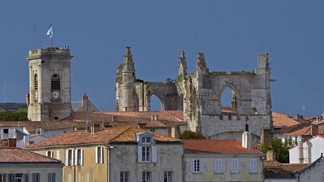 Der Aussichtssturm Von Saint-Martin-De-Ré