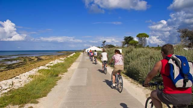 Radtourismus rund