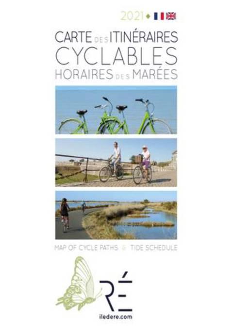 Die Fahrradkarte 2021