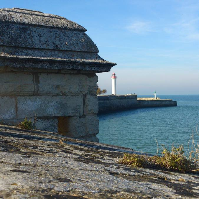 Les fortifications de Vauban à Saint-Martin-de-Ré