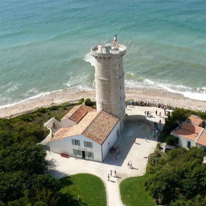 Der Phare des Baleines und das Leuchtturmmuseum